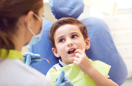 Comfortable Treatment of Dental White Spots in Fairfield, CA - GV Smiles Pediatric Dentistry and Orthodontics